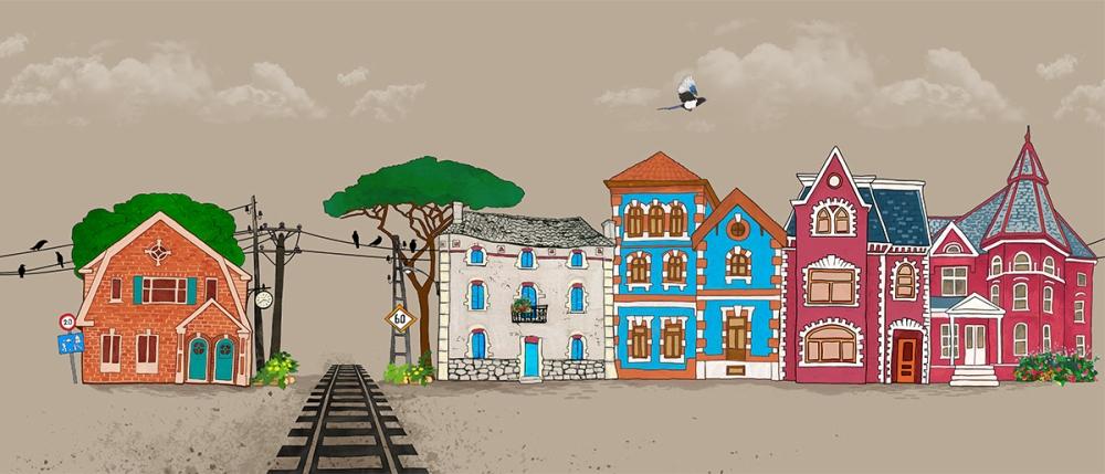 sweet home - estacion de tren1