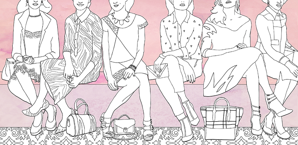 Moda Celebrities - Front row