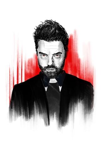 Dominic Cooper - Preacher