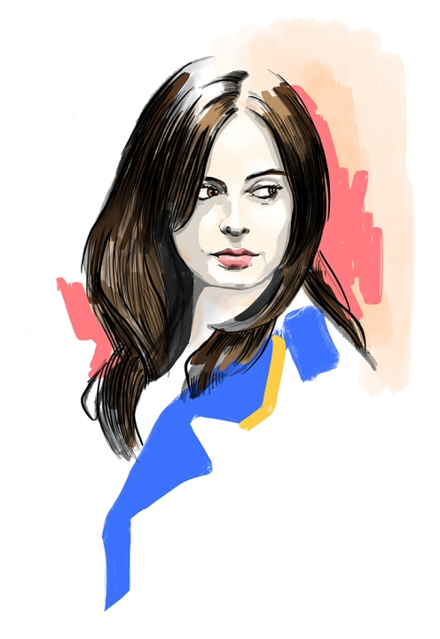 krysten Ritter - Jessica Jones