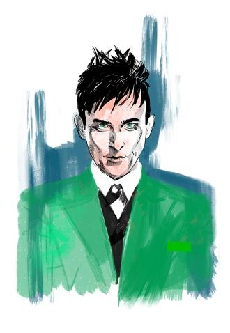 Robin Lord Taylor - Gotham